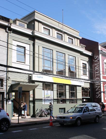 Arriendo de Oficina 201 en Edificio Bertín